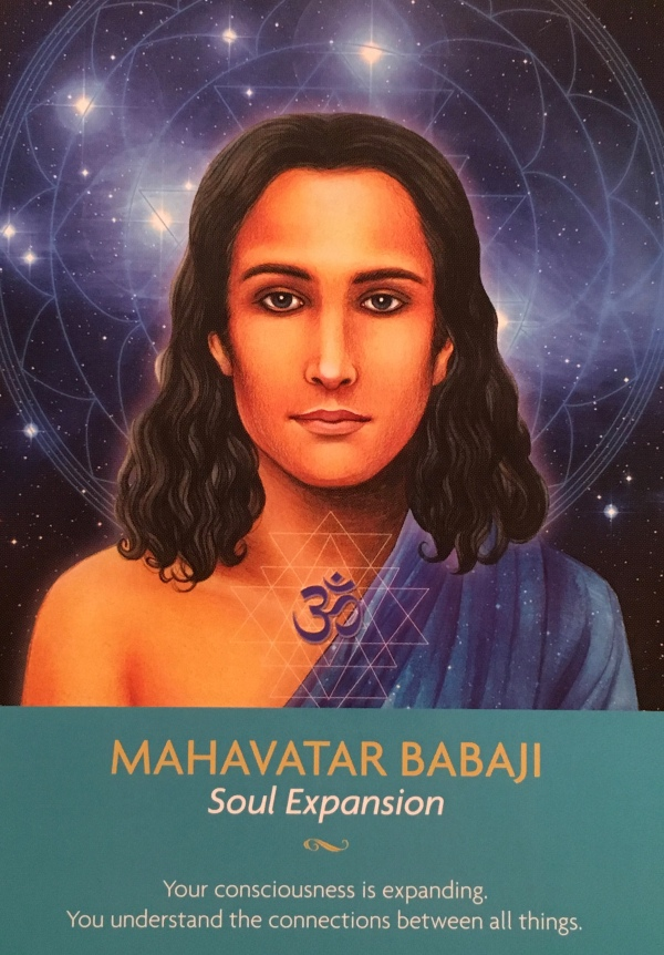 MAHAVATAR BABAJI ~ SOUL EXPANSION - Archangel Oracle - Divine Guidance